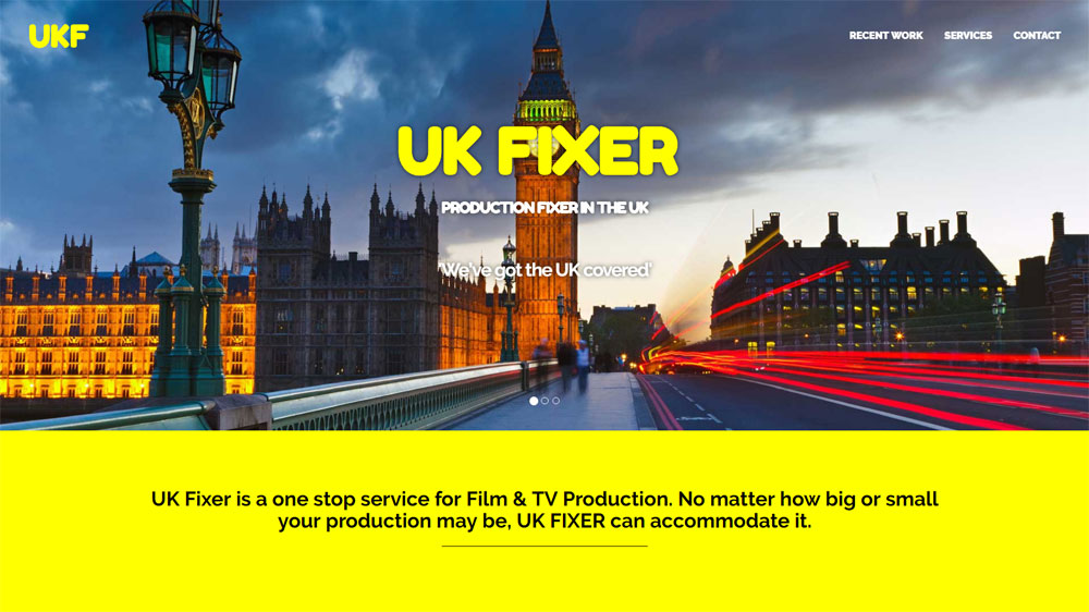 UK Fixer screen shot