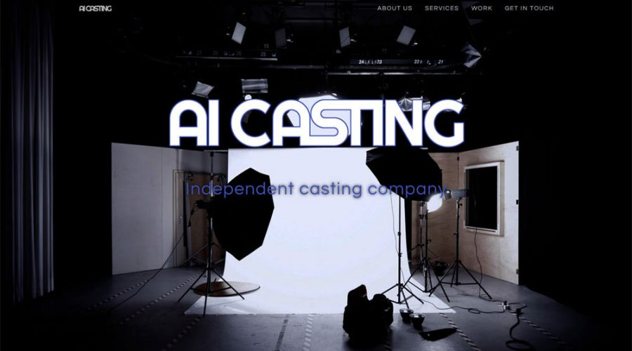 Recent work on AI Casting