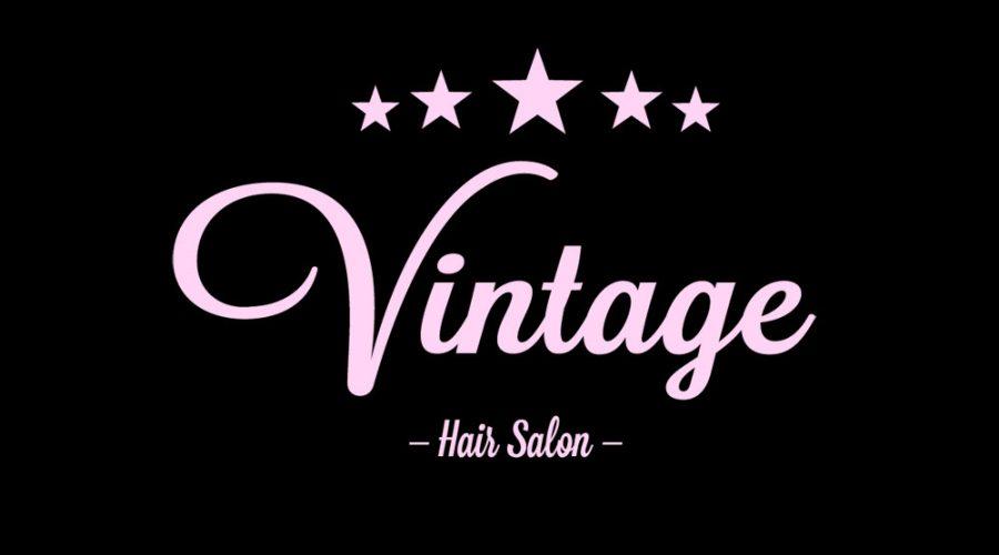 Recent work on Vintage Hair Salon