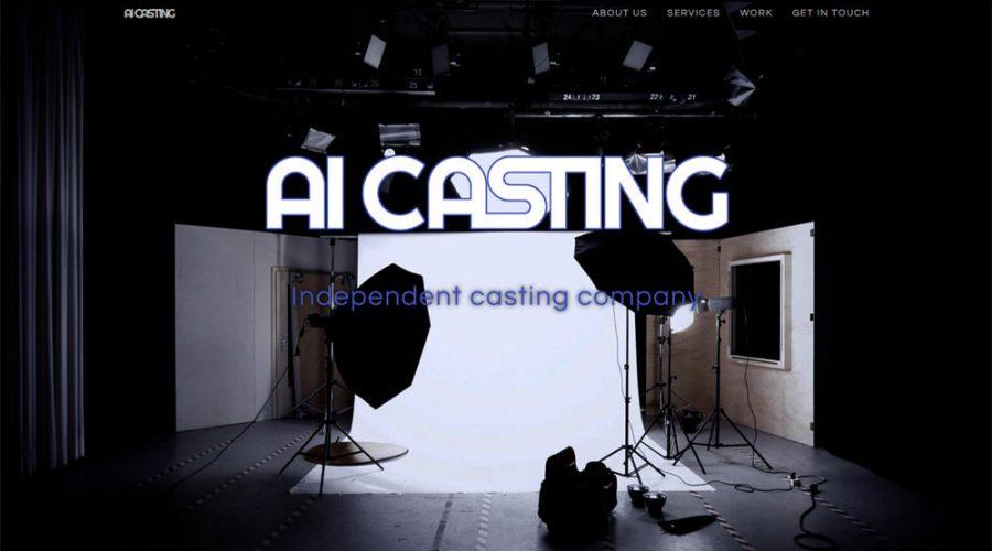 Web Design & SEO | AI Casting