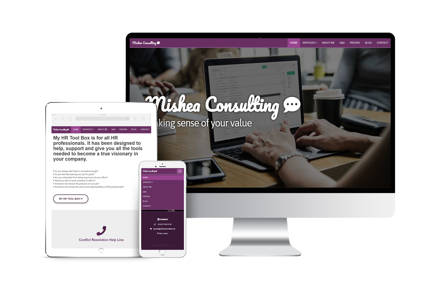 mishea-consulting