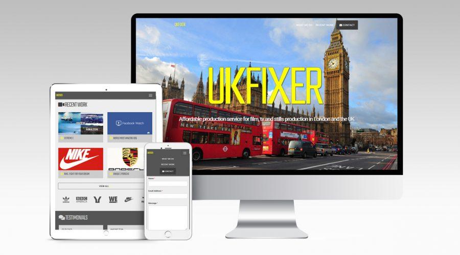 Web Design | UKFIXER