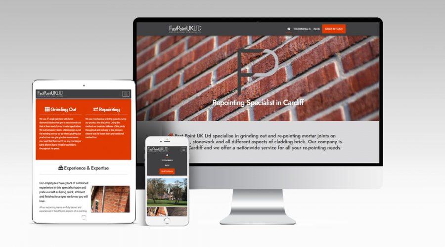 Web Design | Fast Point UK Ltd